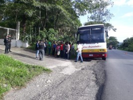 iciHaïti - Social : 29 haïtiens clandestins arrêtés au Guatemala