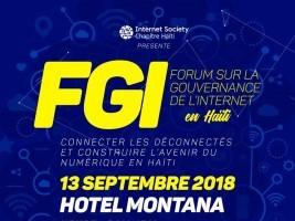 iciHaïti - APPEL à participation : Forum sur la Gouvernance de l'Internet Haïti