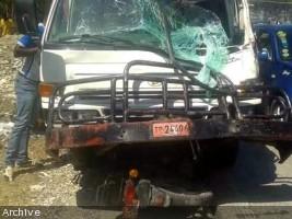 iciHaïti - Sécurité :  Lourd bilan routier en juin, 103 accidents, au moins 228 victimes