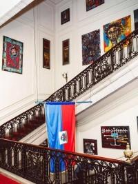 iciHaïti - Washington : Exposition d'art de la Diaspora à l'Ambassade d'Haïti