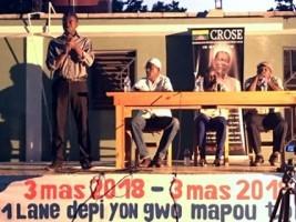 iciHaïti -  Agriculture : 600 délégués réunis à Jacmel pour le Congrès paysan du CROSE
