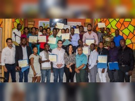 iciHaiti - Economy : 24 new microentrepreneurs in rural areas