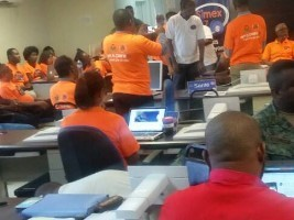 iciHaiti - SIMEX 2019 : Cyclonic alert simulation exercise