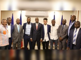 Haïti - Sports : Clarification sur l'absence de Grenadiers au Palais National