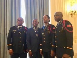 iciHaïti - OEA : 4 haïtiens gradués de la 58ème promotion du Collège Interaméricain de Défense