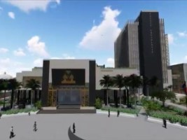 Haiti - Politic: The Chinese will build the new Parliament at a cost of $ 89M
