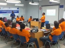 iciHaïti - Sécurité : Formation techniques de gestion et de distribution des stocks d'urgence