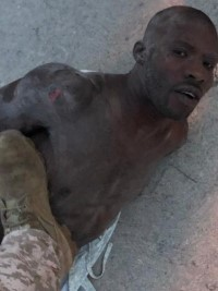 Haiti - FLASH : The dangerous Gang Leader Arnel finally captured by the PNH !