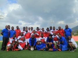 iciHaïti - Football : L'AAN affrontera l'EDH en demi-finale
