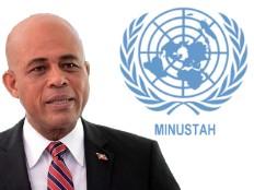 Haiti - Politics: Meeting with Martelly-Mulet