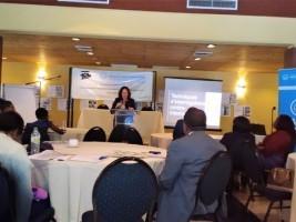 iciHaïti - Justice : Formation des magistrats sur le traitement judiciaire des enfants mineurs