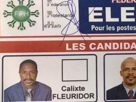 iciHaïti - Religion : Nouveau Président à la tête de la Fédération Protestante d'Haïti