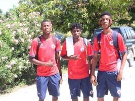 iciHaïti - Tokyo 2020 : L'équipe nationale olympique U-23 revient au pays