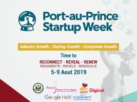 iciHaïti - Technologie : 4ème édition de Startup Week de Port-au-Prince