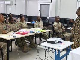 iciHaïti - Sécurité : Formation de haut niveau pour la PoliFront