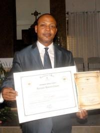 iciHaïti - Social : Joël Lorquet élevé au grade de Docteur Honoris Causa