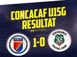 iciHaïti - Championnat U-15 : Nos Grenadiers à un match de la qualification en 1/4 de finale