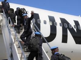 iciHaïti - Sécurité : Départ définitif des policiers rwandais après 8 ans d'appui à la PNH