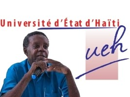 iciHaiti - Social : The UEH salutes the departure of Professor Roger Petit-Frère