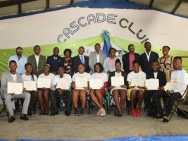 iciHaiti - Jérémie : Nearly 200 young people certified in leadership