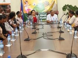 iciHaïti - Cuba : Remise de contrat de bourses
