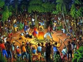 Haiti - Social: 228th anniversary of the