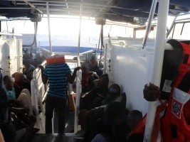Haiti - Security : 146 Haitians Boat people intercepted by the US Coast Guard