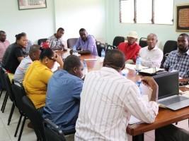 Haïti - Football : Démarrage de la réhabilitation des terrains du Grand Sud