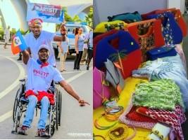 iciHaiti - CARIFESTA XIV : The disabled community in Haiti, proudly represented
