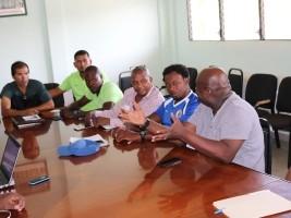 Haïti - Coupe du Monde Brésil 2019 : Tournée nationale pour la sélection masculine U-17