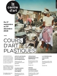 iciHaiti - Centre d'Art : Registration open for the second session 2019