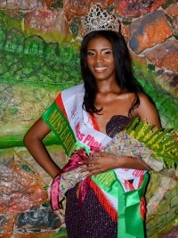 iciHaiti - Social : Emmanuela Eva Michel crowned Miss Haiti Caribbean 2019