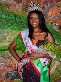 iciHaïti - Social : Emmanuela Eva Michel couronnée Miss Haïti Caraïbes 2019