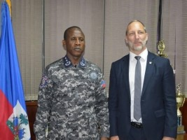 Haiti - Security : Germany will strengthen its actions with the PNH