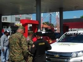 iciHaïti - RD : Des stations-service militarisées à Dajabón en raison d'une pénurie en Haïti