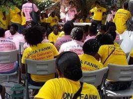 Haïti - ONAFanm: 375 prêts à 25 000 gourdes de petits commerçants
