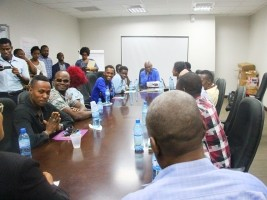 iciHaiti - Fontamara : Training of young leaders on local governance