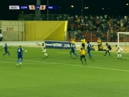 iciHaïti - Ligue des Nations : Les Grenadiers s'inclinent [1-0] devant Curaçao