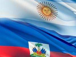 Haïti - Diplomatie : Le Chargé d'Affaires de l'Ambassade d'Haïti en tournée dans le Nord-Est de l'Argentine