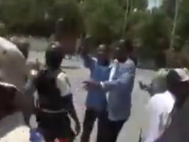 Haïti - FLASH : Incidents au Sénat, la PNH a fait ce qu'on lui a ordonné de faire