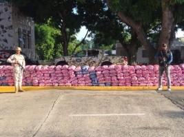 iciHaïti - RD : Plus de 2.2 tonnes d'ail de contrebande en provenance d'Haïti saisies sur un bateau