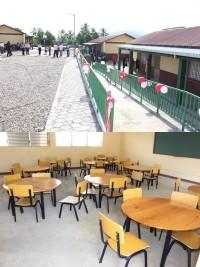 Haïti - Éducation : Inauguration de deux nouvelle écoles