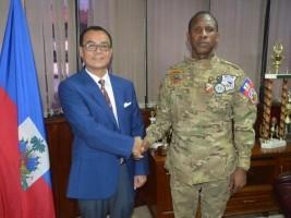 iciHaïti - Sécurité : Taïwan va donner des dizaines de véhicules blindés à la PNH