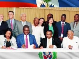 Haïti - RD : Les Fédérations des Maires haïtiens et dominicains signent un accord de coopération - HaitiLibre.com : Toutes les nouvelles d'Haiti 7/7