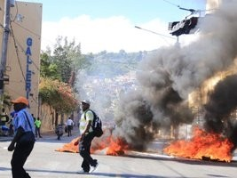 iciHaiti - Fuel : The tension rises in Pétion-ville