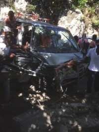 iciHaïti - Sécurité : 25 accidents, 58 victimes de la route