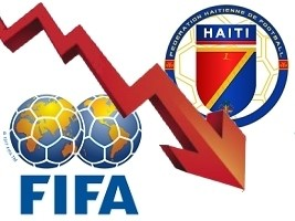 Haïti - Football : Classement FIFA, Haïti  recule de 3 places au niveau mondial
