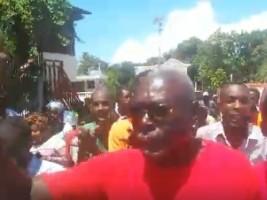 iciHaïti - Petit-Goâve : L'opposition radicale sème la panique chez les élèves