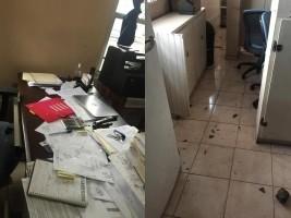 iciHaïti - Sécurité : Un centre médical au service des diabétiques lapidé