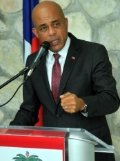 Haiti - Politic : Warning of Michel Martelly to the CEP